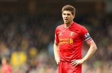 Will this Steven Gerrard mistake cost Liverpool the Premier League title?