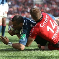 This excellent Simon Zebo try has given Munster real hope against Toulon
