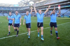 Dublin rout Derry to seal back-to-back Division 1 titles