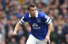 Seamus Coleman included at right back in PFA team of the year