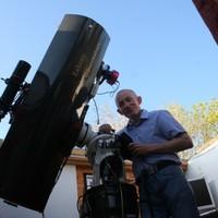 Irish man discovers a third supernova - with telescope he built himself