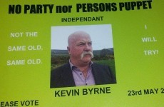'They're as stupid as I am, the people with suits' - local election candidate tells it 'as it is'