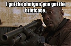 Omar comin', yo!: Michael K Williams intoduces Brooklyn Nets with message for Donald Sterling