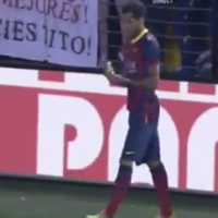 Villarreal have found the fan that threw a banana at Dani Alves and banned him for life