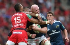 Analysis: Munster match Toulon's fierce physicality but errors prove costly (Part 1)