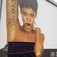 An Irish man is suing Rihanna...it's the Dredge