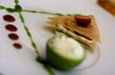 Peckish? Feast your eyes on Ireland's top restaurants