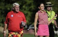 'Wild thing' John Daly confirmed for 2014 Irish Open at Fota Island