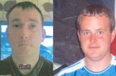 Gardaí combing vast area of ground as search for two missing men continues