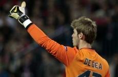 No decision until the end of June, says United target de Gea