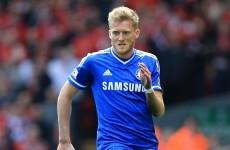 Schurrle says Chelsea critics 'just jealous'