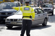 Over 1,200 people were caught on their phone while driving last Thursday and Friday