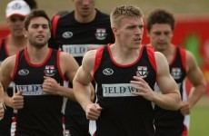 AFL debut beckons for Walsh as St. Kilda promote him to senior list