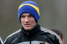 Corbett to miss out again for Tipperary with O'Meara an injury doubt before league final