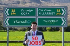 Jobs boost for Killarney and Cork