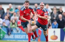 Munster hand Hurley and Murphy new deals, Nagle to move on