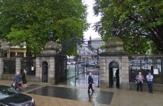 "19-year-old charged over ""one in a million"" sword incident at Leinster House"