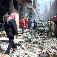 Two crucified, 60 killed, as chemical weapons watchdog launches fresh probe in Syria