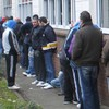 Unemployment rate falls again to 11.7 per cent