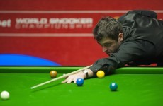O'Sullivan into last four after sweeping Murphy aside with a session to spare