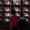 Communications minister launches free-to-air Digital TV service