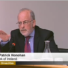 """Honohan """"not happy"""" about mortgage sales to vulture funds"""