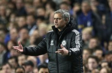 Mourinho counts costly minute after Chelsea bow out of Champions League