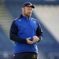 Greg Feek leaving Leinster for full-time Ireland scrum coach role