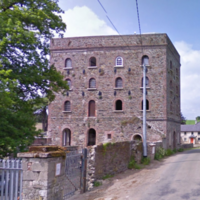 Ever wanted to live in a nice old mill? Now you can...