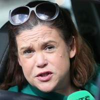 Mary Lou: Gerry Adams is not a suspect and his arrest is politically motivated
