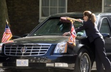Barack Obama's limo 'The Beast' hit with London congestion charge