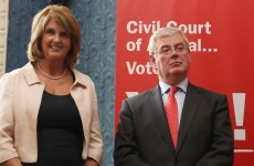 Eamon Gilmore: 'No, my leadership is not up for debate'