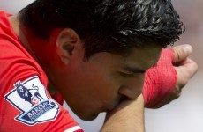 Luis Suarez tells Uruguyan media about his Liverpool future: No 324 in the series