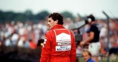 23 pics revisiting the life and tragic death of legendary Formula One driver Ayrton Senna