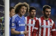 David Luiz: Trophyless season for Chelsea would be 's**t'
