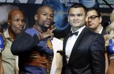 'I am the best there is' - Mayweather has perfect strategy for Maidana fight