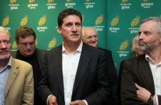 Former minister Eamon Ryan elected new Green Party leader