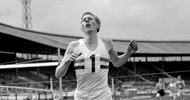 Roger Bannister reveals he has Parkinson's disease