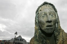 Irish people asked to observe a minute's silence for victims of the Great Famine