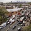 New York City subway train derails in Queens