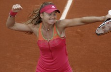 Top-ranked Wozniacki eliminated from French Open
