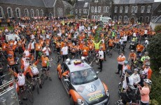 7,500 cyclists, 123 towns, and two weeks: The brave participants of the Cycle Against Suicide