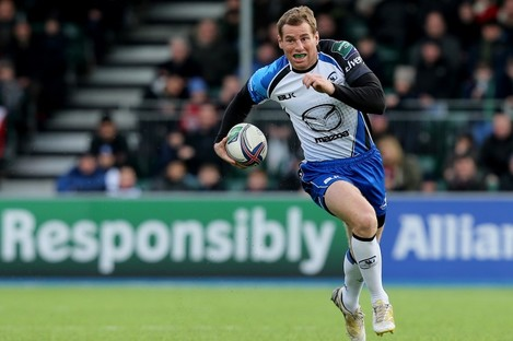 Gavin Duffy has played over 170 matches for Connacht.