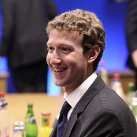 Did you have a pint with Mark Zuckerberg last night?
