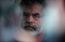 Don't talk about Gerry --- or there'll be consequences, students warned