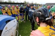 He's no longer the most famous Honan - but 'Darach's dad' is the main man of Clare camogie