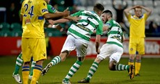 Shamrock Rovers' blushes spared after Limerick midfielder saves injury time penalty