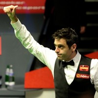 Ronnie O'Sullivan can put his feet up after winning Crucible semi with a day to spare