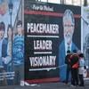 Gerry Adams spends third night in police custody
