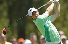 McIlroy just about makes the cut as Cabrera and Flores share PGA lead at Quail Hollow